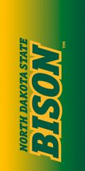 NDSU Bison Gradient 1 Dauphin™ Hard Rubber Phone Case