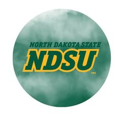 NDSU Fog 1 Pewter Key Chain or Money Clip