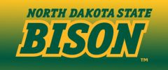 NDSU Bison Gradient 1 Rectangle Ring Stand™ Phone Holder