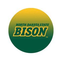 NDSU Bison Gradient 1 Round Ring Stand™ Phone Holder