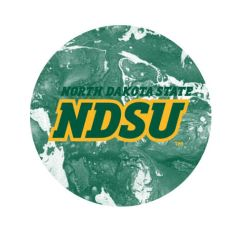 NDSU Concrete 2 Round Ring Stand™ Phone Holder