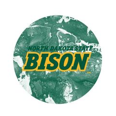 NDSU Bison Concrete 2 Round Ring Stand™ Phone Holder