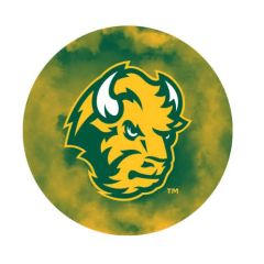 NDSU Head Clouds 1 Pewter Key Chain or Money Clip