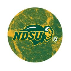 NDSU Primary Stones 1 Pewter Key Chain or Money Clip