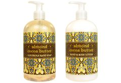 A Gift Set — ALMOND COCOA BUTTER