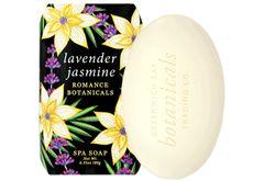 LAVENDER JASMINE LILY SPA SOAP