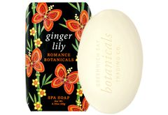 GINGER LILY SPA SOAP