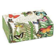 Boxed Single Soap - Papillon