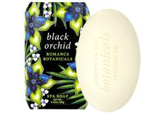 BLACK ORCHID SPA SOAP