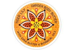 TIGER LILY GARDENERS BODY BUTTER 8oz.