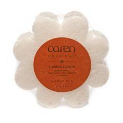 Caren Original Shower Sponge - Citrus Sun