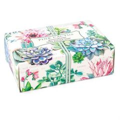 Boxed Single Soap - Pink Cactus
