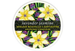 LAVENDER JASMINE ROMANCE BODY BUTTER