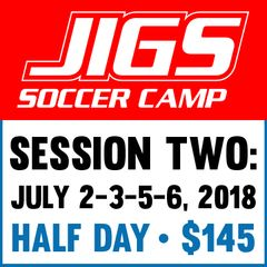 Session TWO: July 2-3-5-6, 2018 - Half Day