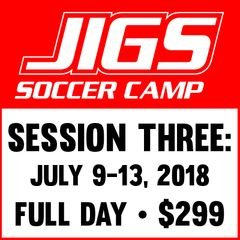 Session THREE: July 9-13, 2018 - FULL Day