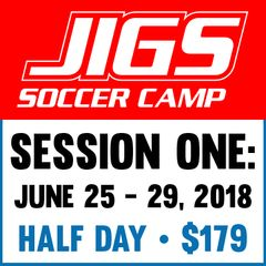 Session ONE: June 25-29, 2018 - Half Day