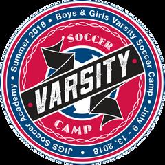 Varsity Summer Soccer Camp July 9-13, 2018