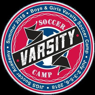 Varsity Summer Soccer Camp July, 2-3-5-6, 2018