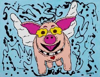 Believe - Flying Pig