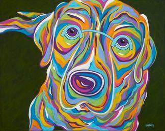 You Can't Say No To These Eyes! - Labrador Retriever