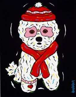 Baby It's Cold Outside - Bichon