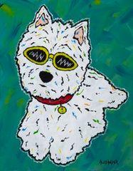 Gotta Wear Shades - West Highland Terrier 2