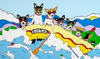 River Rats - Rat Terriers