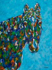 The Healing One - Horse, Equine