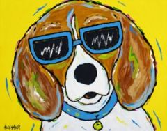 Gotta Wear Shades - Beagle
