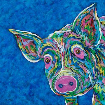 Oink? - Pig