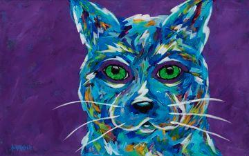 I Said MEOW! - Cat
