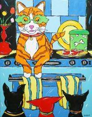 Who's Your Tabby? - Cat Orange Tabby
