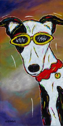 What's Up? - Greyhound