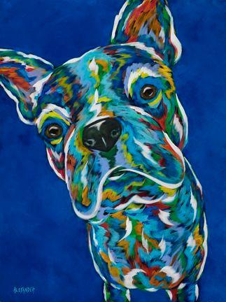 FEED ME! - Boston Terrier