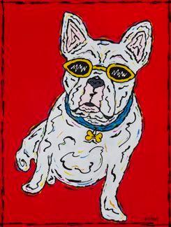 French Kisses....Anyone? - French Bulldog