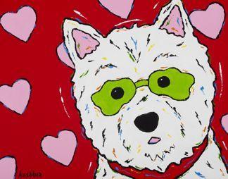 My Heart Belongs To You - Westie