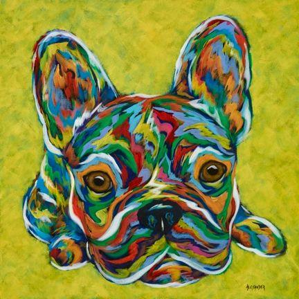 I'm Listening... - French Bulldog