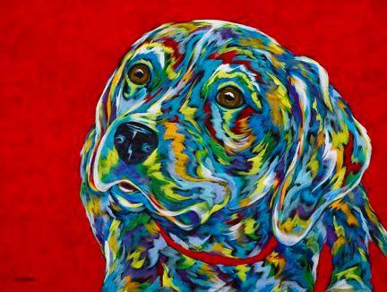 Puppy Love - Labrador Retriever