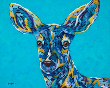 The Gentle One - Deer