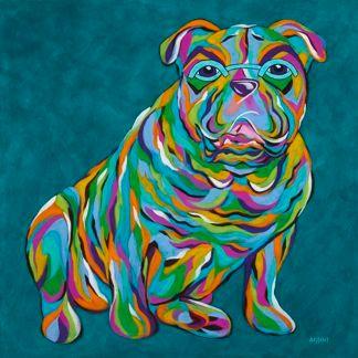 Who Says Wrinkles Aren't Adorable? - English Bulldog