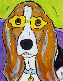 Please - Basset Hound