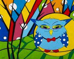 Hoo Knows... - Owl