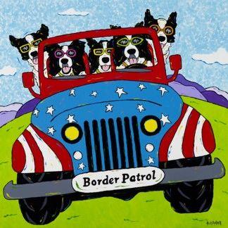 Border Patrol - Border Collies