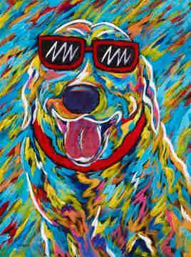 Cool & I Know It! - Labrador Retriever