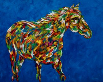 Free Rein - Horse, Equine