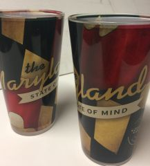 Maryland Pint Glasses