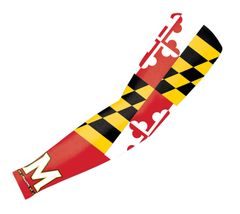 Maryland Spirit Arm Sleeve Pair