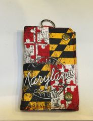 Maryland Flag Wallet