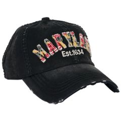 Maryland Distress Hat