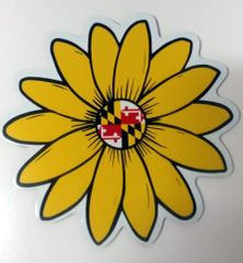 Decal or Magnet New Black Eye Susan